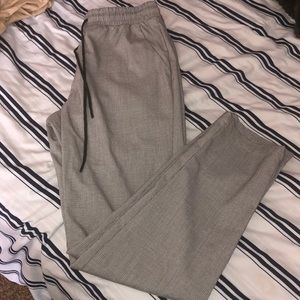 Forever 21 Pants - Houndstooth Ankle Pants